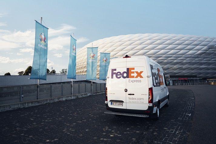 FedEx Euro 2021